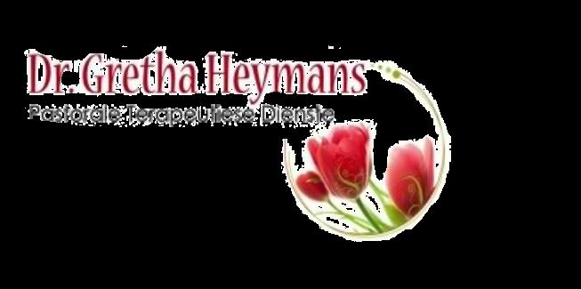 Dr Gretha Heymans Logo
